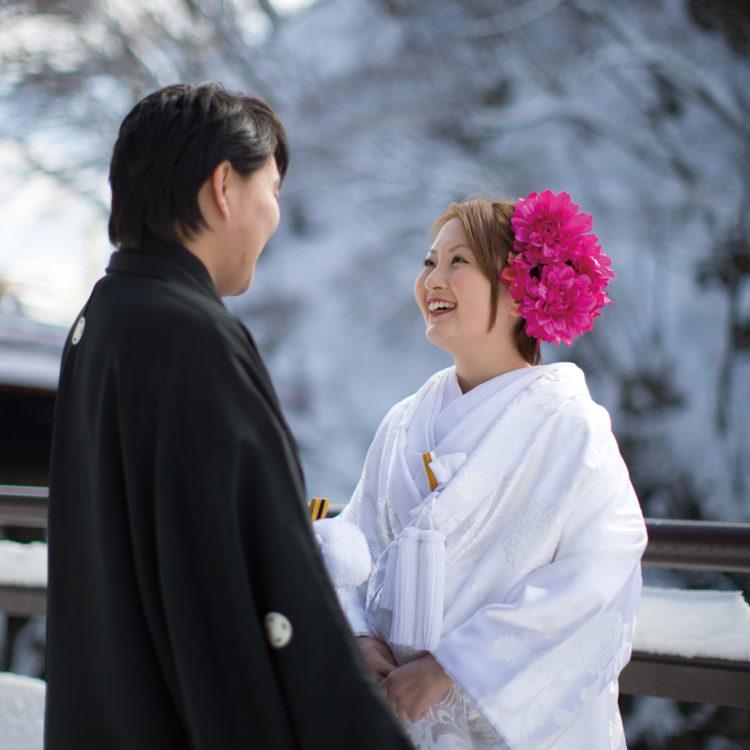 【日光世界遺産ウエディング】〈12〜3月〉冬期限定プラン登場!