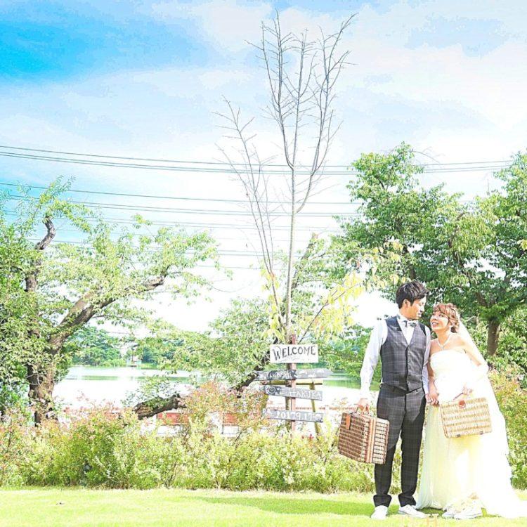 【with wedding×SUZUYA郡山】10万円フォトプラン